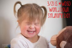 My Stubborn Little Miss: World Down Syndrome Day #WDSD