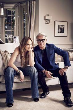 Olhares: Jennifer Lopez lança coleção de sapatos