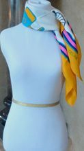 Celine Silk Scarf Made in Italy $160