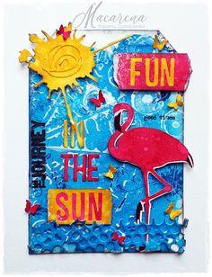 macarena-creativa: Summer Fun - SSS Monday Challenge