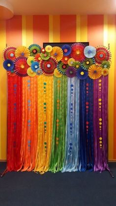 Decoration For Home is part of Janmashtami decoration - (notitle) Diy Diwali Decorations, Wedding Stage Decorations, Backdrop Decorations, School Decorations, Flower Decorations, Housewarming Decorations, Board Decoration, Class Decoration, Ganpati Decoration Design