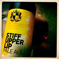 Stiff Upper Lip Beer 101, Upper Lip, Brewing Co, Good Ol, Craft Beer, Beer Bottle, Horns, Ale, Give It To Me