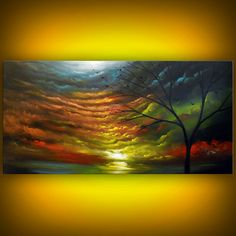 art abstract Original painting art original abstract by mattsart