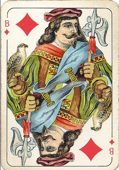 Dutch playing cards (1920 - 1927)