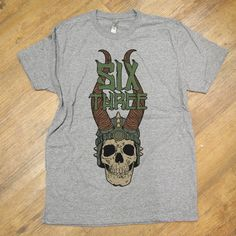 e298f86e37 Barbarian Skull T Shirts  viking  vikings  barbarian  warrior  skull  skulls