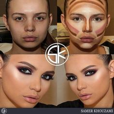facebook pages:Makeup and beauty / my world
