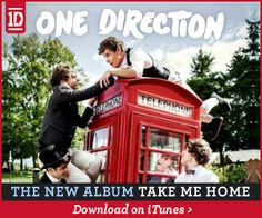 One Direction | need to check this sinsation out, and add some songs to my ipod