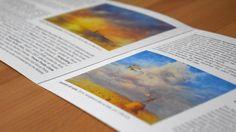Brochure e Depliant - Riccardo Ruberti | Studio Ellipse - Grafica e Web Design