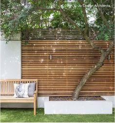 59 Ideas For Patio Garden Inspiration Fence Walled Garden, Backyard Fences, Pergola Patio, Fence Garden, Pergola Kits, Diy Fence, Backyard Privacy, Cheap Pergola, Balcony Privacy