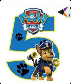 Paw Patrol Birthday Card, Paw Patrol Birthday Decorations, Imprimibles Paw Patrol, Paw Patrol Stickers, Happy Birthday Chris, Cumple Paw Patrol, Paw Patrol Invitations, Paw Patrol Characters, Paw Patrol Cake