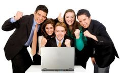 Why do employers see online learners quite favorably?