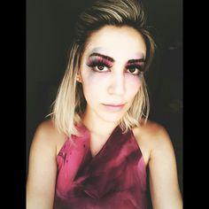 Make up carnaval.