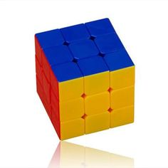 Its the ultimate brainteaser game. Experience the best-selling puzzle game ever with a classic Rubiks Cube. Twist and turn this crazy puzzle, mixing up all the different colored sides, then amaze everyone by solving one of the 43 quintillion combinations.