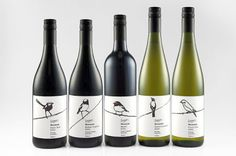 Super Daily Mega Cool: Wine Label Round Up