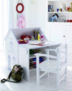 cute desk.