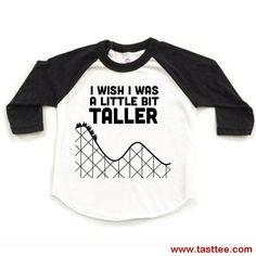 eb1f8b85 Buy I Wish I Was A Little Bit Taller Kids T Shirt 90s Shirts, Shirts