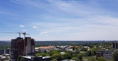 Just some shiity Johannesburg weather