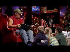 Larry The Cable Guy - Green Christmas (Video)