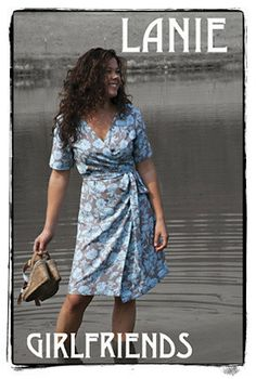 Lanie Dress Sewing Pattern
