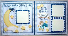 Layout using Sweet Dreams file by Cuddly Cute Designs ~DT Debbie