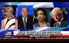 Kelly File 7/13/16 FULL: Hillary Clinton Probe INCREASES! FBI Agent Leak!