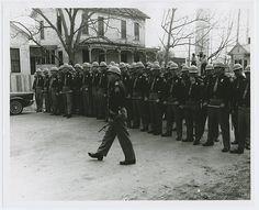 Alabama civil rights movement: Selma to Montgomery march (Monday, March 15, 1965)