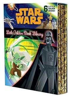 Star Wars Little Golden Book Library Only $18.20 (Reg. $30!)