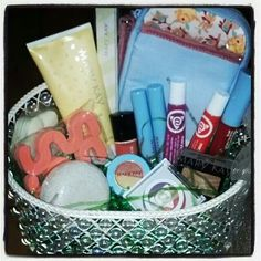Here are some great Easter ideas from Mary Kay. www.marykay.com/crystalsmith21