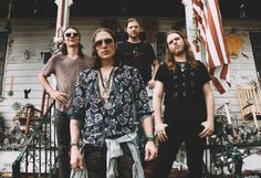 How Bishop Gunn Quietly Became Southern Rock's Must-See New Band New Bands, Rock Bands, Black Stone Cherry, Jamey Johnson, Willie Dixon, Country Music News, Hometown Heroes, Delta Blues, Lynyrd Skynyrd