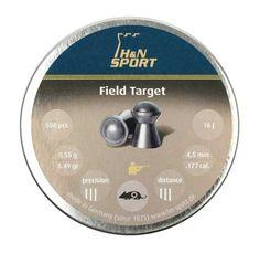 H&N Field Target .177 Cal, 8.49 Grains, Domed, 500ct AirForce, Benjamin, Crosmas, Beeman, KalibrGun, Pellet, Pellets, Pellet Gun, Ammo, Taget Rifle, Airgun, Airguns, Pellet Rifle, Target Shooting, CO2