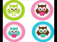 owl baby shower cupcake toppers – Home Party Theme Ideas Baby Shawer, Baby Owls, Fox Crafts, Baby Shower Cupcake Toppers, Printable Designs, Baby Party, Party Themes, Scrapbooking, Paper Crafts