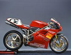 Ducati 955 Corse