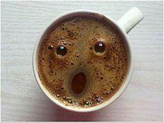 Even my coffee is surprised I woke up early! Hehe @Emily Derrick @Kris McCreary
