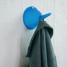 A funnel coat hook