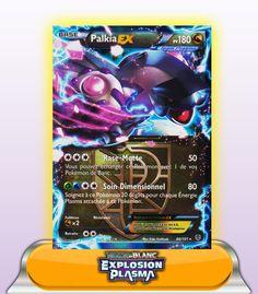 PALKIA EX 180PV - 66/101