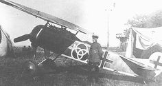 Friedrich Altemeier (1886-06-04 - 1968-09-18) was a German World War I fighter ace with 21 shot down planes.