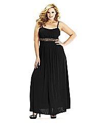 Lovedrobe Stud Trim Maxi Dress at Simply Be Plus Size Ball Dresses, Prom Dresses, Formal Dresses, Large Size Clothing, Plus Size Fashionista, Maternity Wear, Designer Wear, Dress Me Up, Curvy
