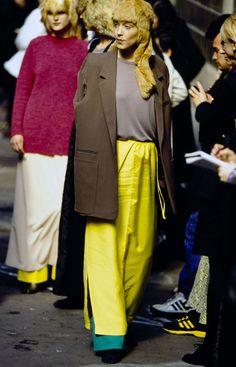Maison Margiela Fall 1997 Ready-to-Wear Fashion Show