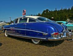 1952 HUDSON HORNET - DSC05021   At the 2010 Port Orford Rota…   Flickr