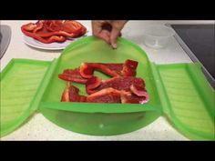 Pimientos asados en estuche de vapor Lekue - YouTube Tapas, Us Foods, Salad Recipes, Healthy Recipes, Sin Gluten, Tupperware, Creative Food, Bon Appetit, Food And Drink