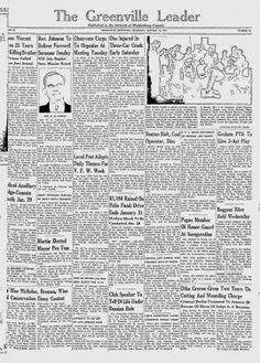 The Greenville Leader - Google News Archive Search