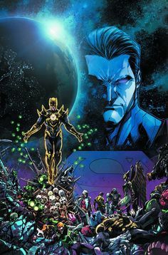 Injustice: Gods Among Us - Year Two #12 Written by Tom Taylor   Drawn by Bruno Redondo & Xermanico