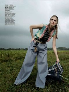"""""""The Exotic Journey"""" by Bharat Sikka for Marie Claire Italia May 2015"""