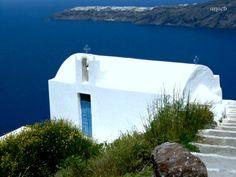 Agios Ioannis Katiforis, Imerovigli, Santorini, Greece