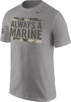 Nike United States Marine Corps USMC MEDIUM Mens T-Shirt NWT