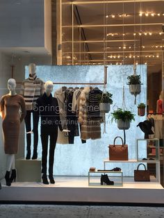 """KAREN MILLEN,New York, """"What's in our store this month"""", creative by Millington Associates, pinned by Ton van der Veer"""