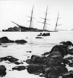 Shipwreck of the River Lune, July 27th, 1879.