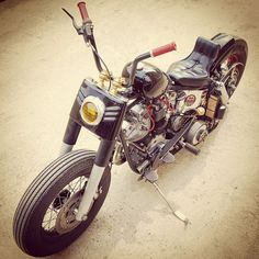 chopcult - Jap style 1978 Shovelhead from Russia - Page 5