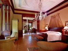 Wentworth Mansion, Charleston, South Carolina, named Top Romantic Hotel in USA. Daily Catch | Coastalliving.com