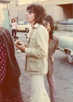 """lonesomelacowboy: """" Bill Wyman and Ian McLagan. Rock N Roll, Waiting On A Friend, Bill Wyman, Los Rolling Stones, Rollin Stones, Ron Woods, Stone World, Charlie Watts, Cool Rocks"""